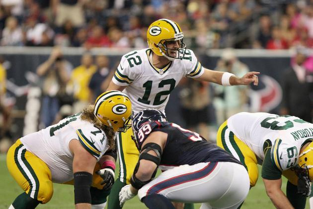 Green Bay Packers:  Biggest Winners & Losers in Week 6 Win over Houston Texans