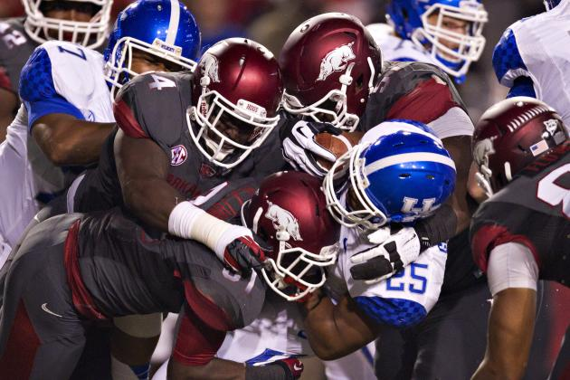 Arkansas Football: Winners and Losers from the Week 7 Game vs. Kentucky