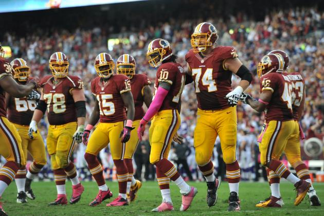 Washington Redskins off to the Best and Worst Starts