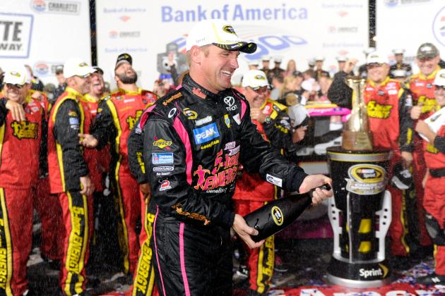 NASCAR Power Rankings: Top 20 Drivers Coming out of Charlotte