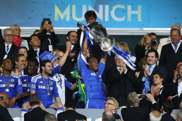 UEFA Champions League 2012-13: Predicting the Final 16 Teams