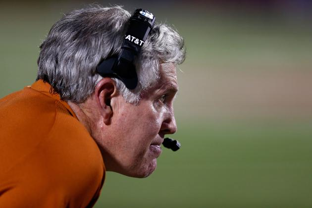 Michigan, Virginia Tech, Texas and the Biggest College Football Letdowns of 2012