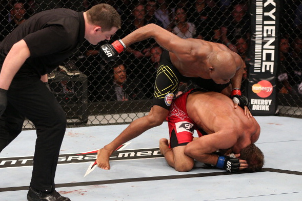 UFC 153: Where Did It Rank Among This Year's Pay-Per-Views?