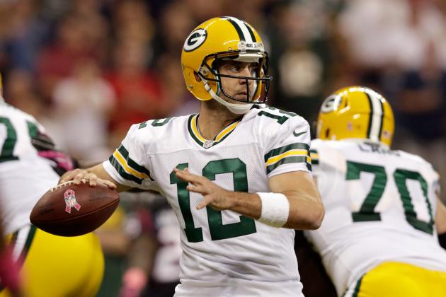 Aaron Rodgers and the 5 Greatest Passing Performances in Packers History
