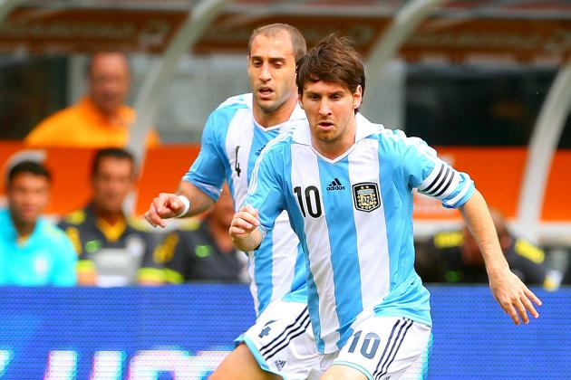 Messi and Ronaldo Watch: Messi Leads Argentina to World Cup Qualifying Win
