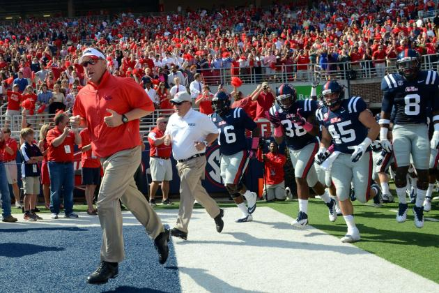 College Football: Winners and Losers from Auburn at Ole Miss