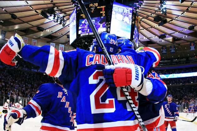 Predicting the Final 2012-13 NHL Standings