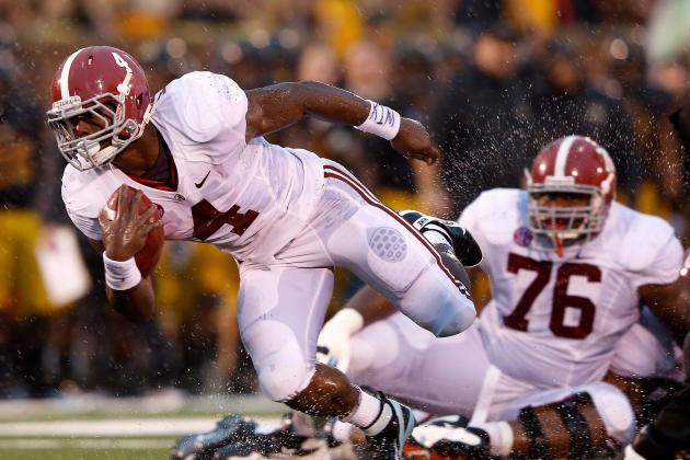 BCS Rankings 2012: Easiest and Hardest Remaining Game for Each Top 25 Team