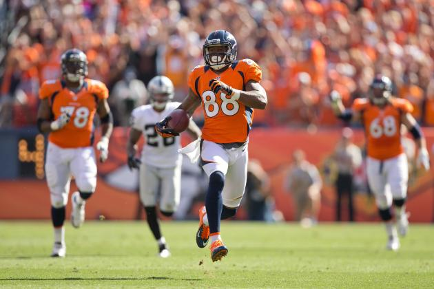 Broncos vs. Chargers: Players Other Than Peyton Manning Who Will Help Denver Win