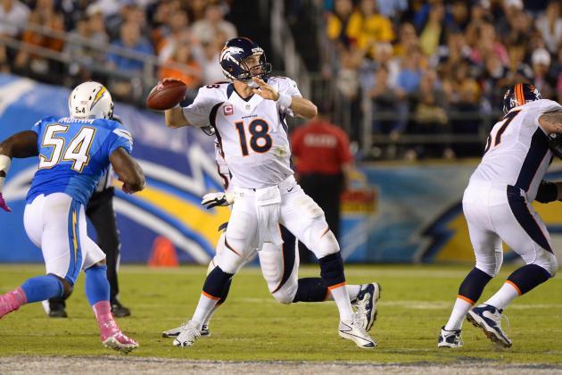 NFL Power Rankings Week 7: Perception Versus Reality Edition