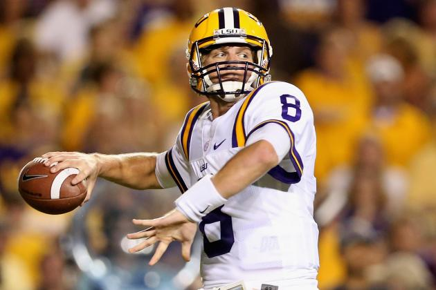 SEC Football: Ranking the Conference's 5 Slowest Stars