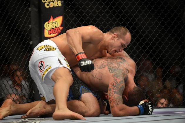 5 UFC Fighters Who Always Look to Finish