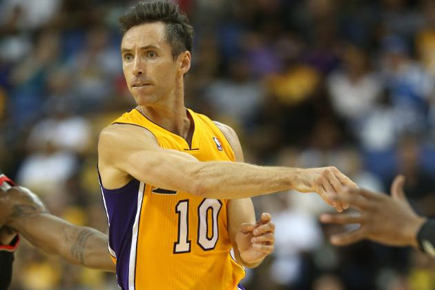 5 Reasons L.A. Lakers Could Be Destined to Disappoint This Season