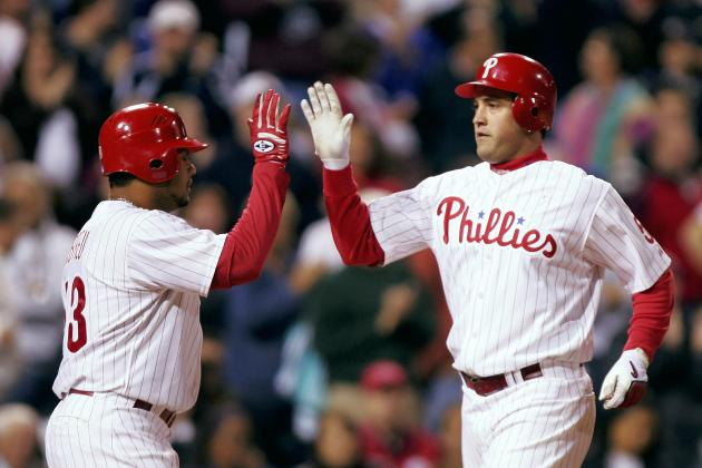 25 Greatest Outfielders in Philadelphia Phillies History