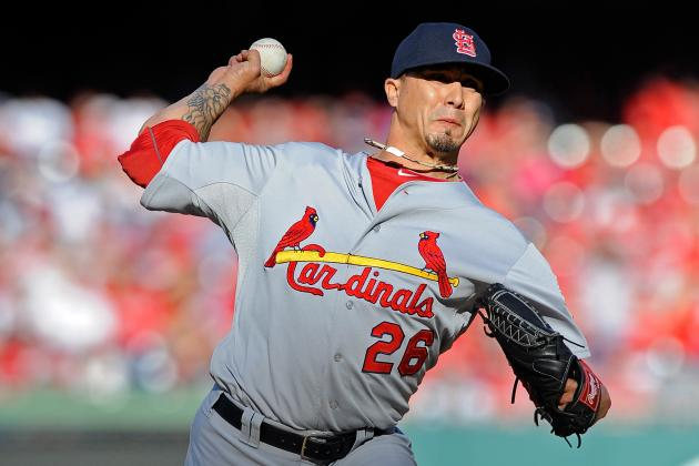 MLB Free Agents 2013: The Top 5 Starting Pitchers on the Market