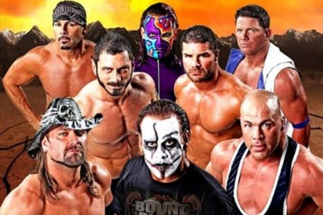 TNA Bound for Glory 2012 Results: 10 Fun Facts from Last Night's Historic Event