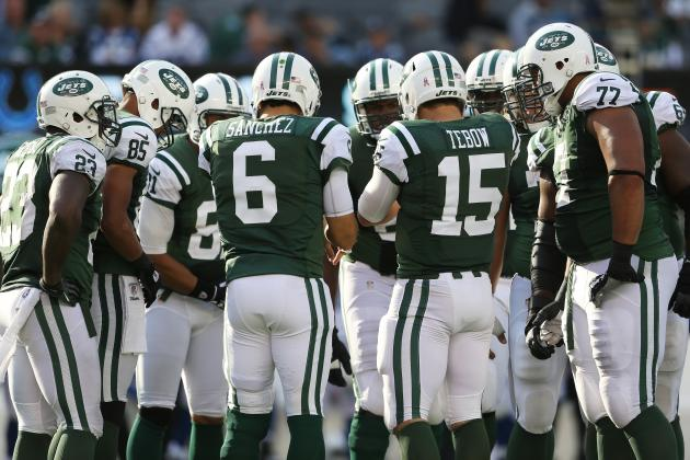 4 Realistic Moves the New York Jets Could Make at NFL Trade Deadline
