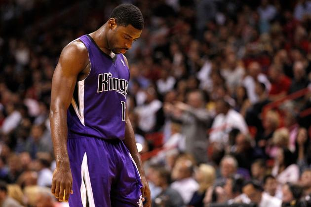 Tyreke Evans: 4 Franchises That Desperately Need the Kings' Playmaker
