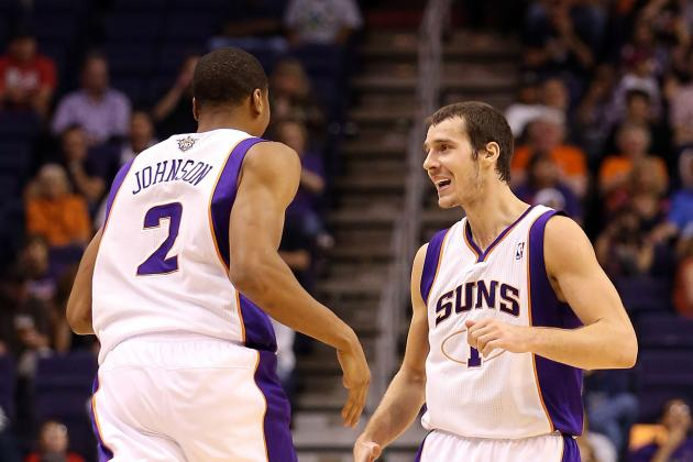 Grading the Phoenix Suns' Current 2-Deep Depth Chart