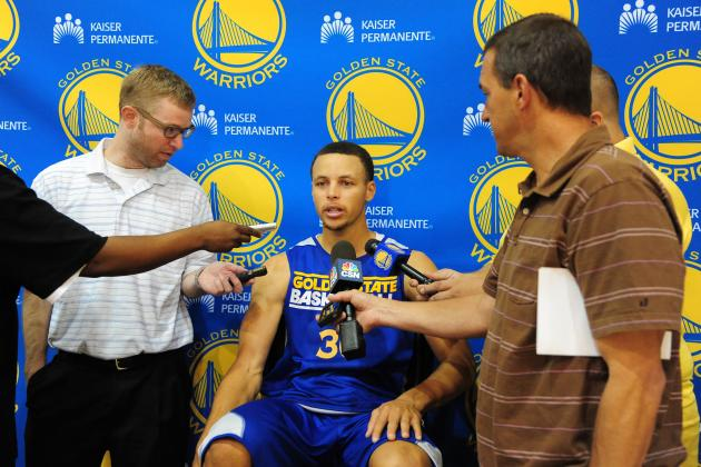 Grading the Golden State Warrior's Current Two Deep Depth Chart