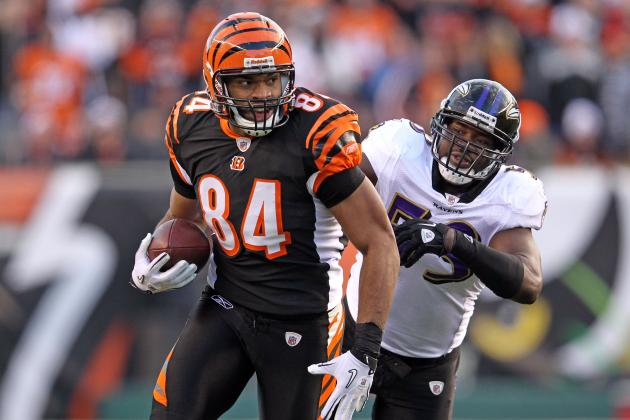 Jermaine Gresham and 10 NFL Players Starting to Heat Up at the Midseason Mark