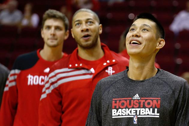10 Biggest Games on Houston Rockets' 2012-13 Schedule
