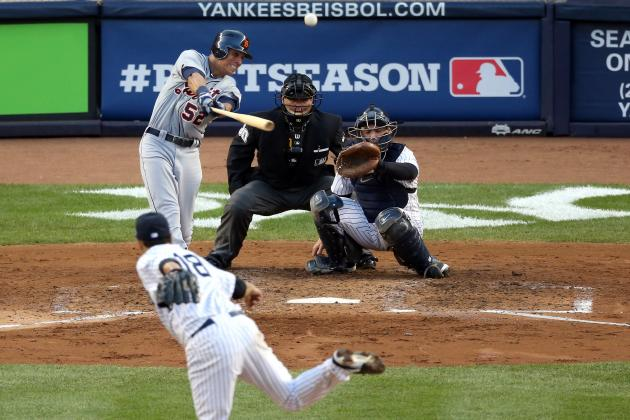 Yankees vs. Tigers: 5 Biggest Matchups in Game 3 of ALCS