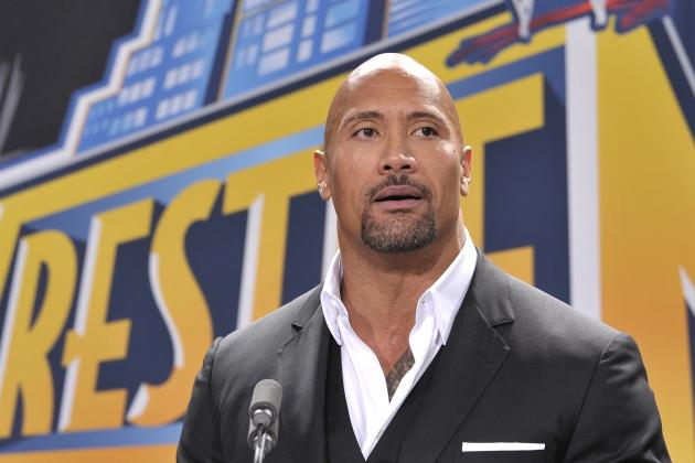 4 WrestleMania 29 Opponents for the Rock