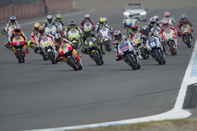 MotoGP 2012: 5 Things We Learned from Round 15 in Motegi, Japan