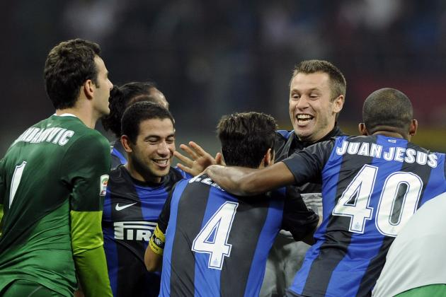 Inter Milan: 5 Reasons the Nerazzurri Will Challenge for the Title This Season