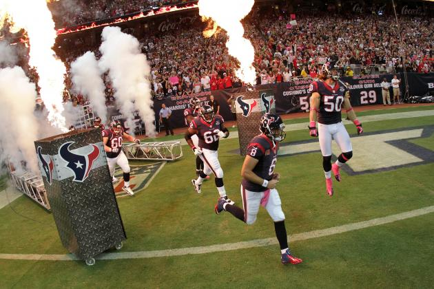 Houston Texans: 5 Keys to Getting Back on Track Against Baltimore Ravens