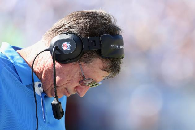 Norv Turner and 10 Coaches Squarely on the Hot Seat