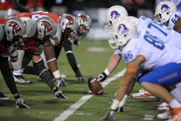 UNLV Rebels vs. Boise State Broncos: Complete Game Preview