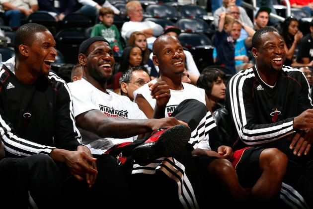 5 Things We Learned About the Miami Heat During 2nd Week of Preseason