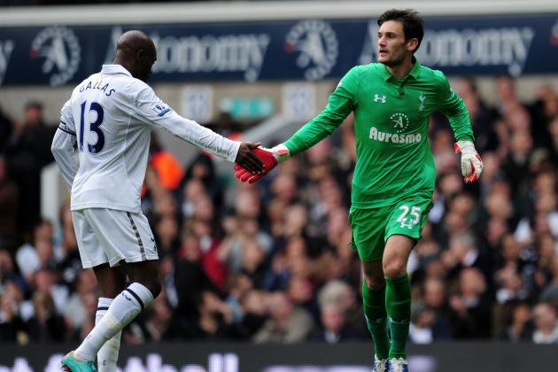 8 Reasons Hugo Lloris Is a Better Option for Tottenham Hotspur Than Brad Friedel