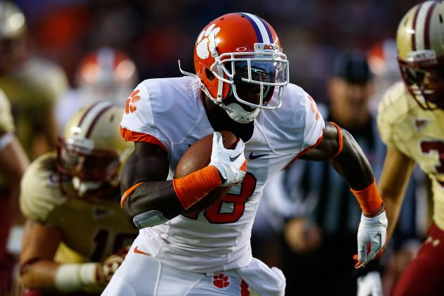 10 Currently Ranked Teams Who Will Never See Top 10 in 2012 BCS Standings