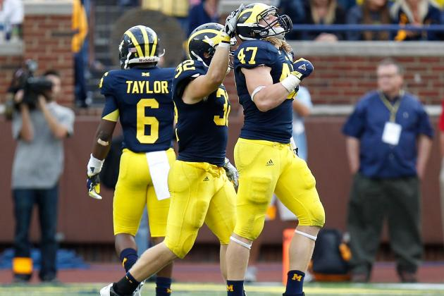 Michigan Football: 5 Players Who Will Get Wolverines Back in BCS Picture