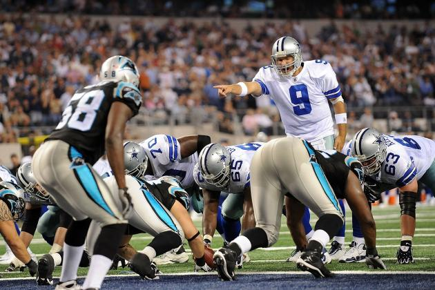 Dallas Cowboys 2012: Keys to Week 7 Victory over Carolina Panthers