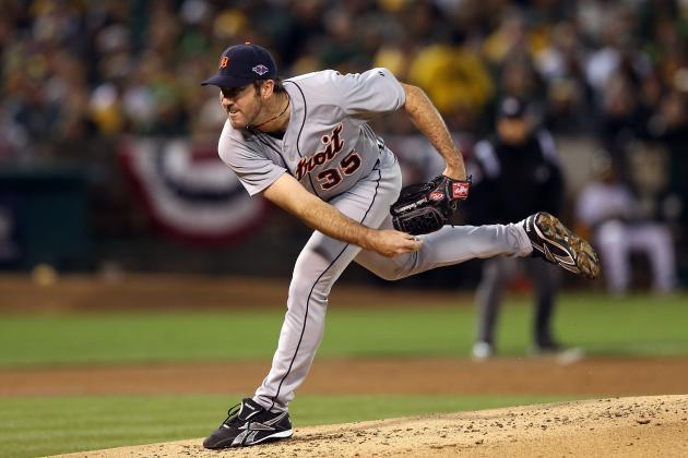 MLB Playoffs: Justin Verlander Can't Lose? Neither Could These Five Who Did