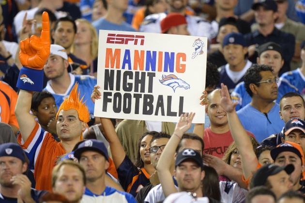 Projecting Biggest Roadblocks in Denver Broncos' Pursuit of AFC West Title