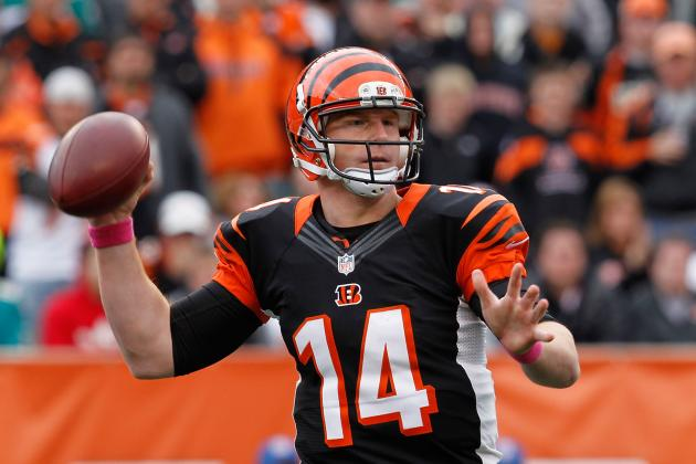 Andy Dalton and 8 Second-Year Players Just Not Making Necessary Leaps