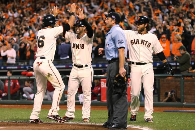 San Francisco Giants vs. St. Louis Cardinals: Bold Predictions for NLCS