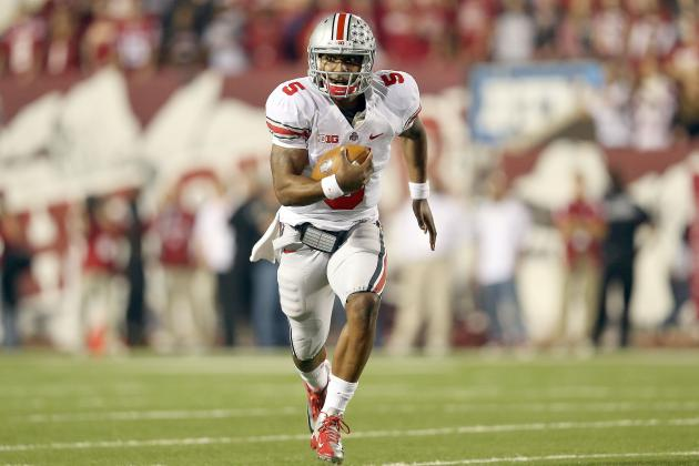 Heisman Watch 2012: Previewing the Top Contenders Matchups