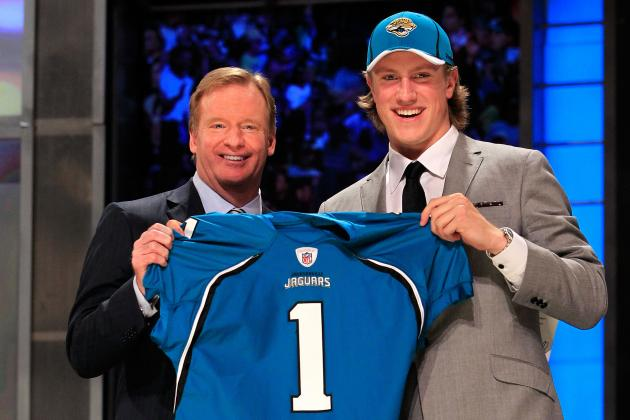 2013 NFL Mock Draft: The Jacksonville Jaguars Are on the Clock