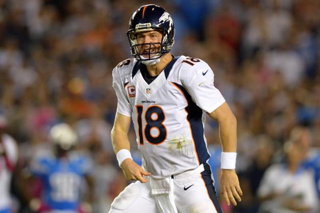 Top 5 Peyton Manning Moments