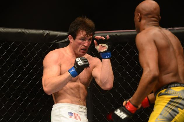 Jon Jones vs. Chael Sonnen: Why the Move Reeks of Desperation