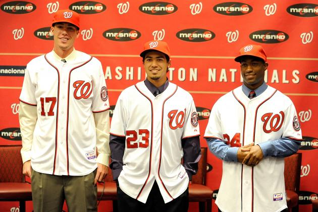 Washington Nationals Top Five Prospects for 2013