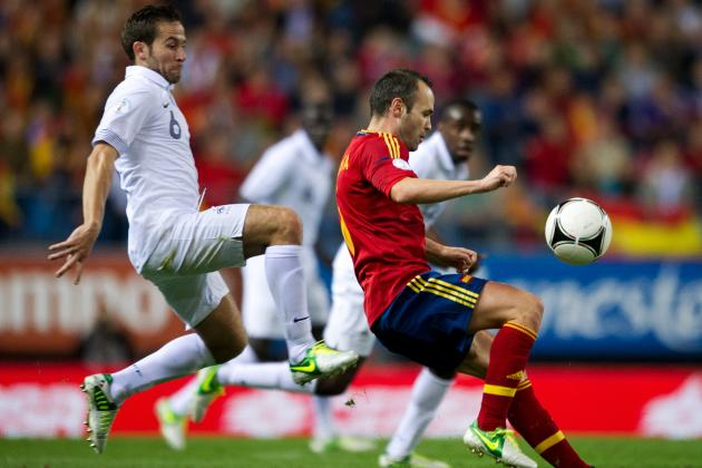 Spain vs. France: Scoring the Key Battles in World Cup Qualifier
