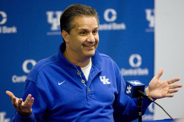 Kentucky Basketball: Top 10 Games to Watch in the 2012-13 Season