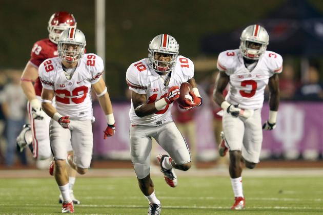 Ohio State Football: Young Studs Buckeyes Should Be Excited About